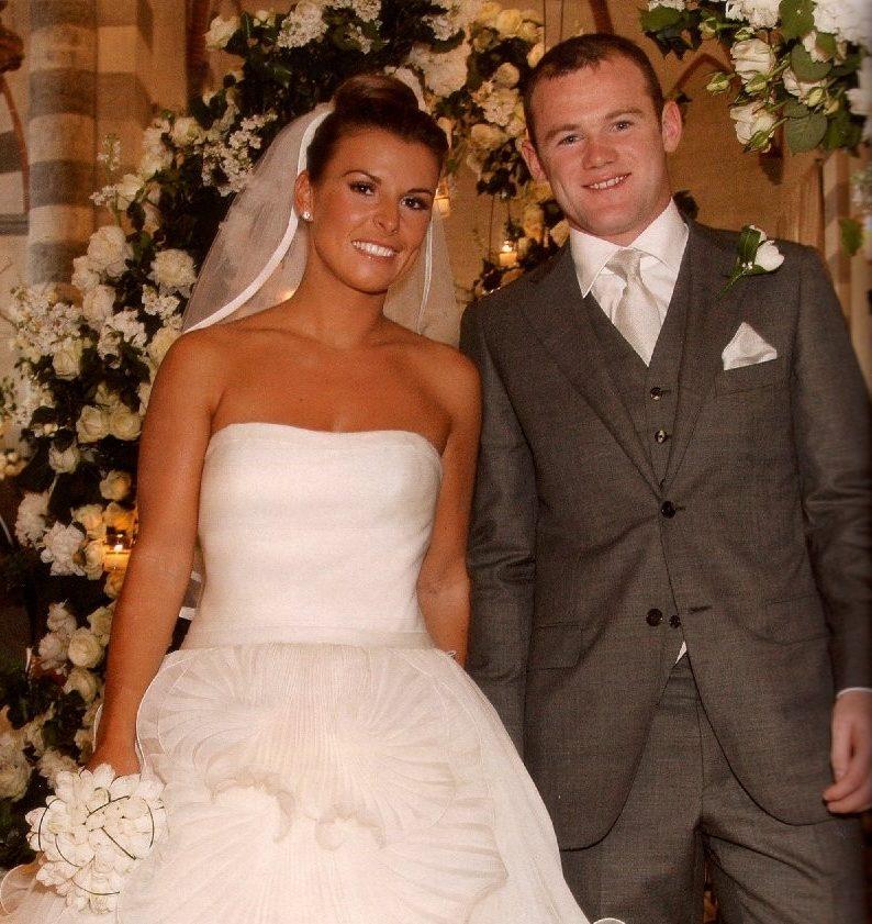Wayne Rooney nikahi Coleen